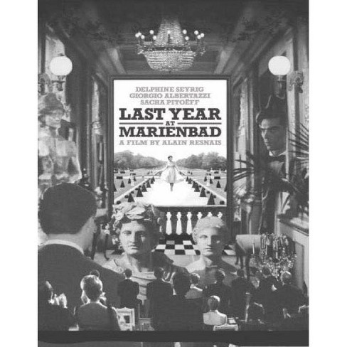 Last Year At Marienbad (Blu-ray) - image 1 of 1