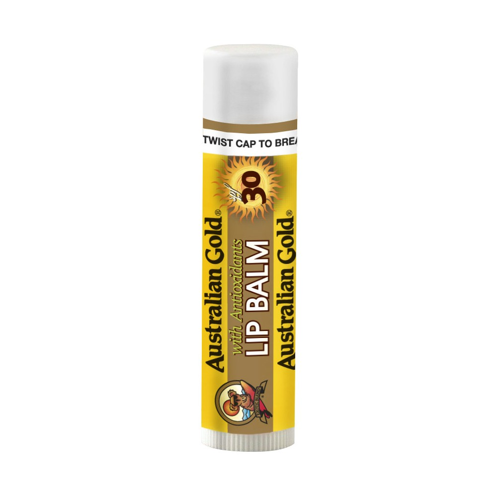 Image of Australian Gold Lip Balm - SPF 30 - .15oz
