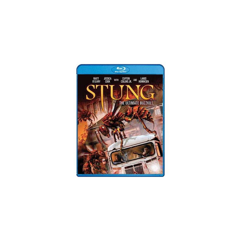Stung Blu Ray 2015