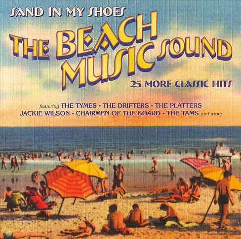 Various - Beach music sound:25 more clasic hits (CD) - image 1 of 1