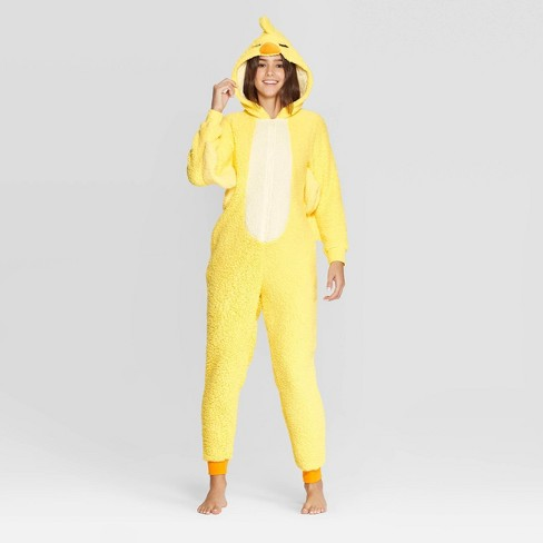 Women's Chicken Family Union Suit - image 1 of 2