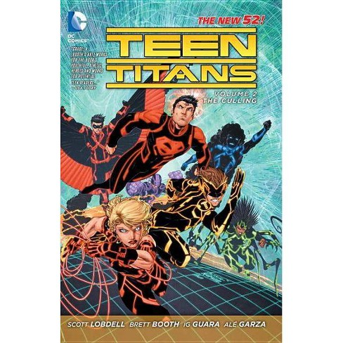 Teen Titans Vol. 2: The Culling (the New 52) - 52 Edition by  Scott Lobdell (Paperback) - image 1 of 1