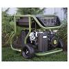 Dual Fuel 120 Volts ,9000 Surge Watts Portable Generator - Green - Sportsman - image 5 of 5