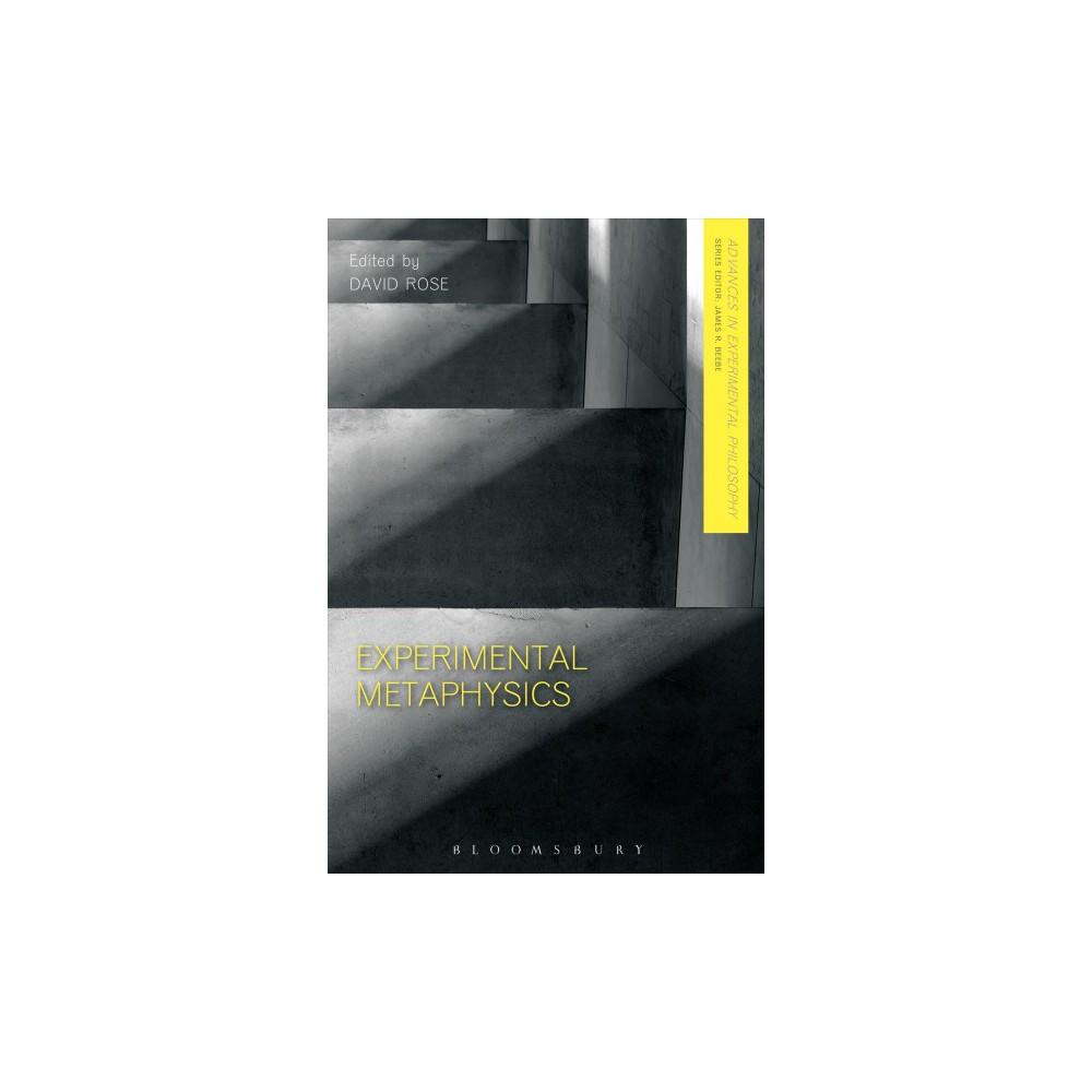 Experimental Metaphysics (Hardcover)