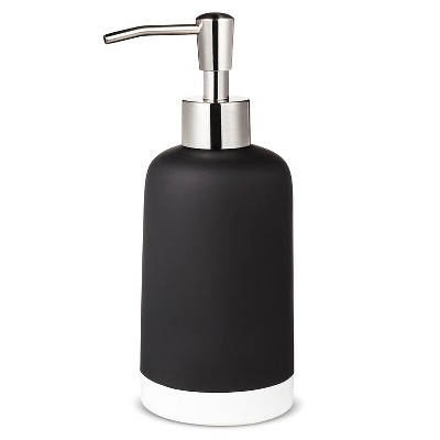 Soap/Lotion Dispenser Black - Room Essentials™