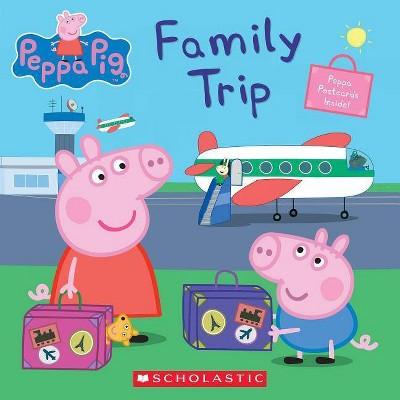 Peppa Pig Family Trip
