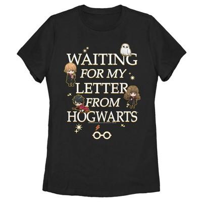 Women's Harry Potter Letter From Hogwarts T-Shirt