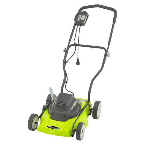target riding lawn mowers