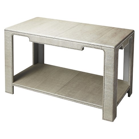 Console Table Gray - Butler Specialty - image 1 of 1