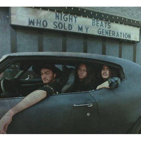 Night beats - Who sold my generation (CD) - image 1 of 1