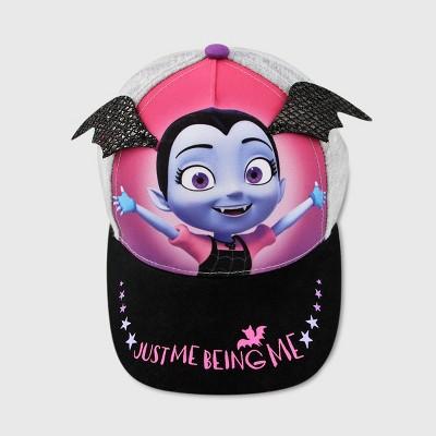 Toddler Girls' Disney Vampirina Hat - Gray One Size