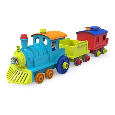 Educational Insights Design & Drill Train