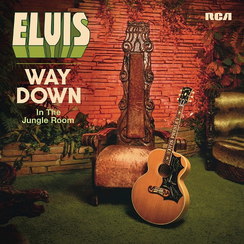 Elvis Presley - Way Down In The Jungle Room (2 CDs) - image 1 of 1
