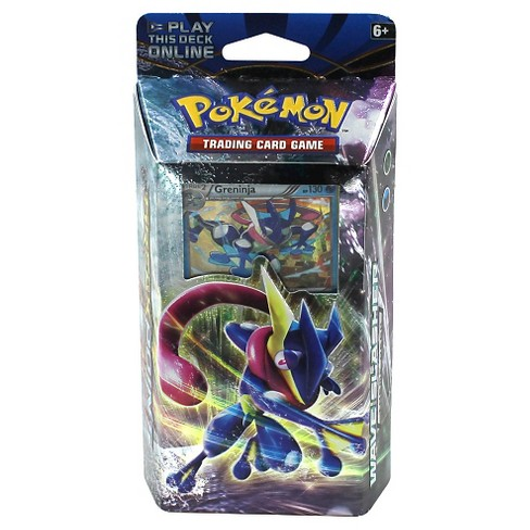 Pokemon Trading Card Game BreakPoint Wave Slasher Deck - image 1 of 2