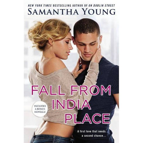 Fall from India Place (Paperback) by Samantha Young - image 1 of 1