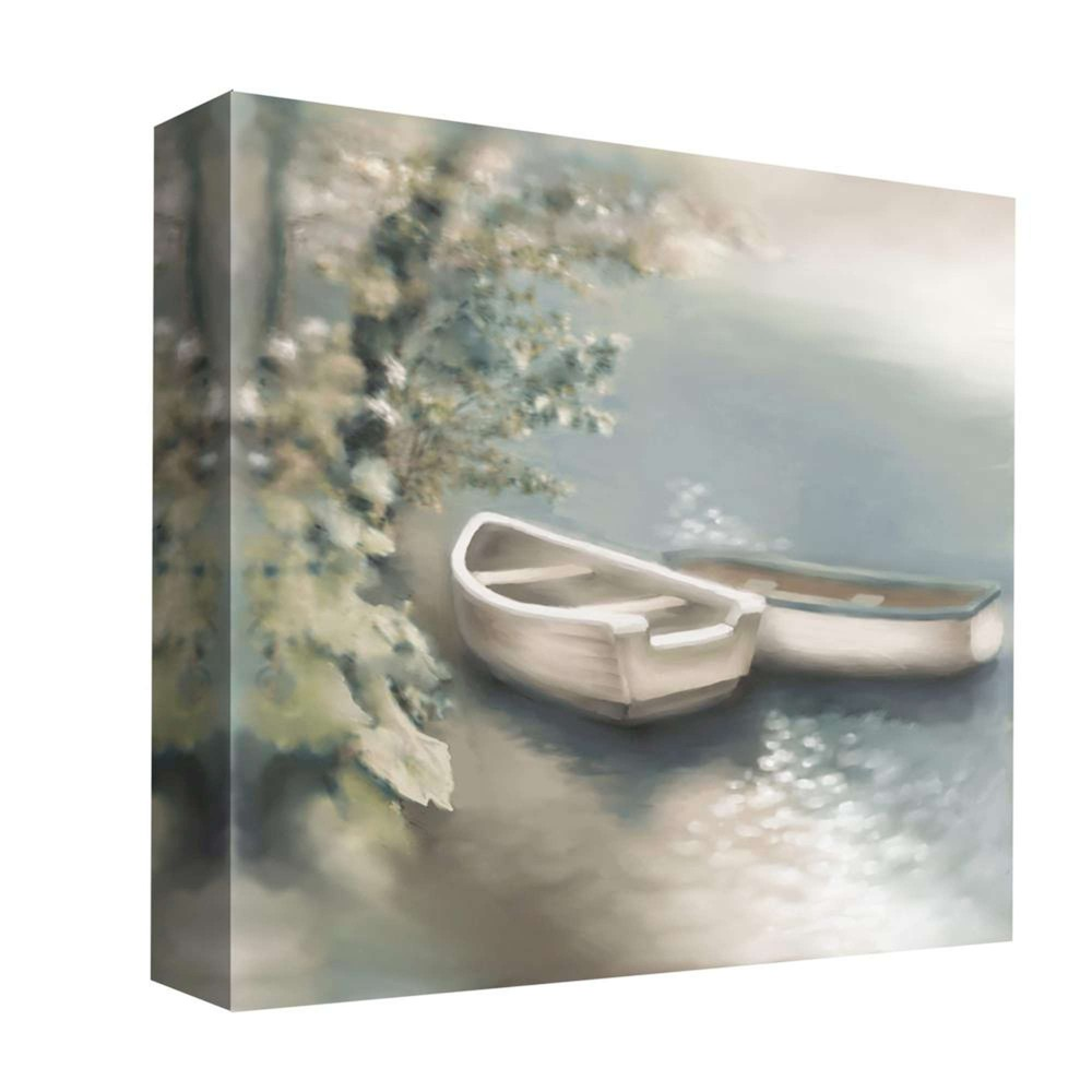 Sail Away I Decorative Canvas Wall Art 16