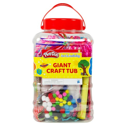 Play-Doh® Giant Art & Activity Craft tub - image 1 of 2