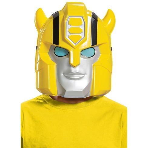 Transformers Bumblebee Eg Mask - image 1 of 1