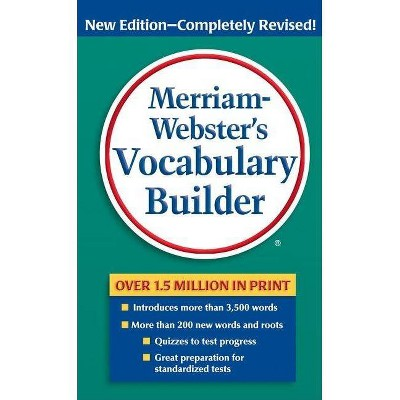 Merriam-Webster's Vocabulary Builder - 2nd Edition (Paperback)
