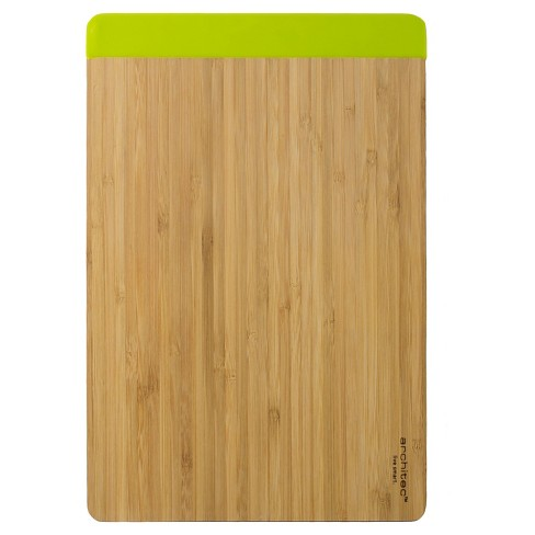 Architec 12 x 8 Inch Non-Slip Bamboo Wood Cutting Board - image 1 of 2