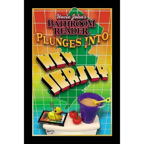 Uncle John's Plunges Into New Jersey - (Uncle John's Illustrated) (Hardcover) - image 1 of 1