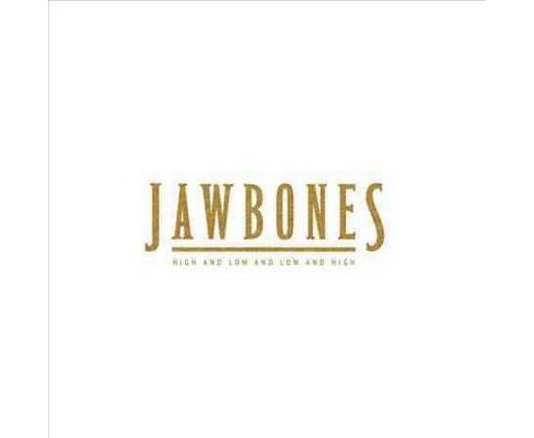 Jawbones - High And Low And Low And High (Vinyl) - image 1 of 1
