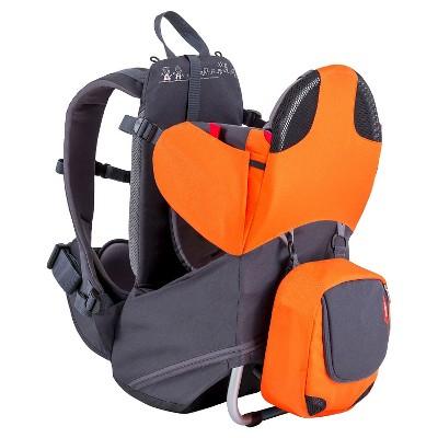 phil&teds® Parade Backpack Carrier - Orange/Gray