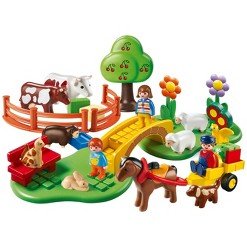 Playmobil 1.2.3 Countryside