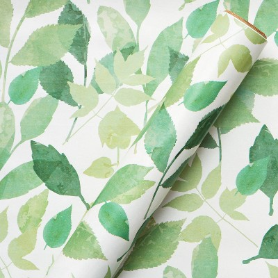 Foliage Wrapping Paper Green - Spritz™