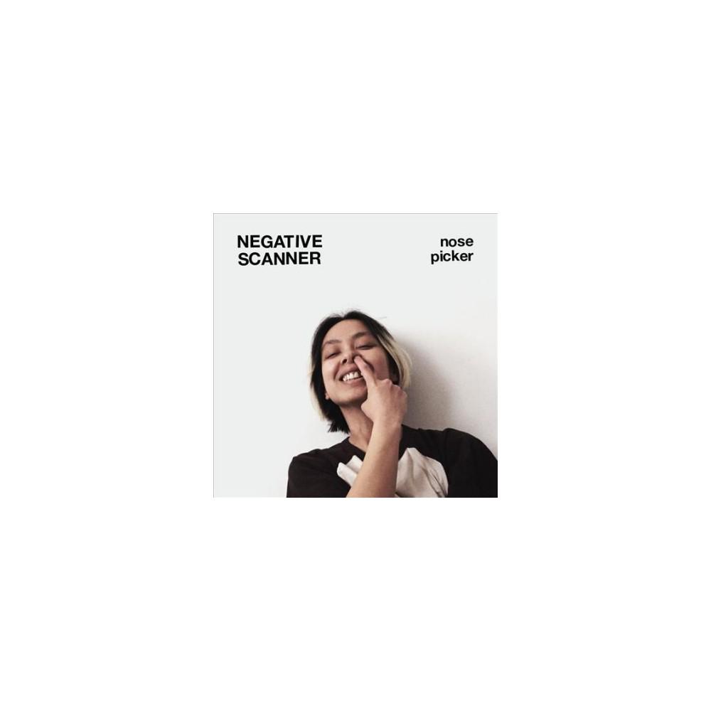 Negative Scanner - Nose Picker (CD)