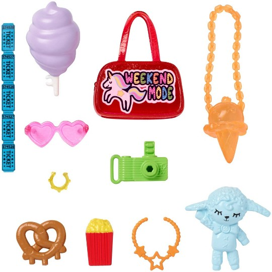 Barbie Carnival Storytelling Fashion Pack image number null