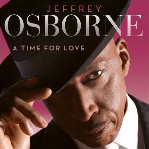 Jeffrey Osborne - Time for Love (CD) - image 1 of 1