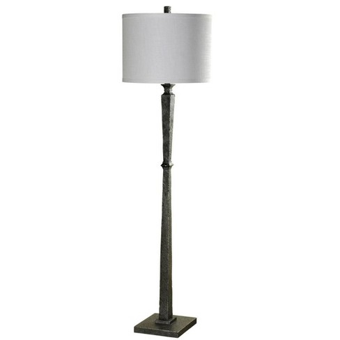 William Magnum Valley Forge Floor Lamp Black (Includes Light Bulb) - StyleCraft - image 1 of 1