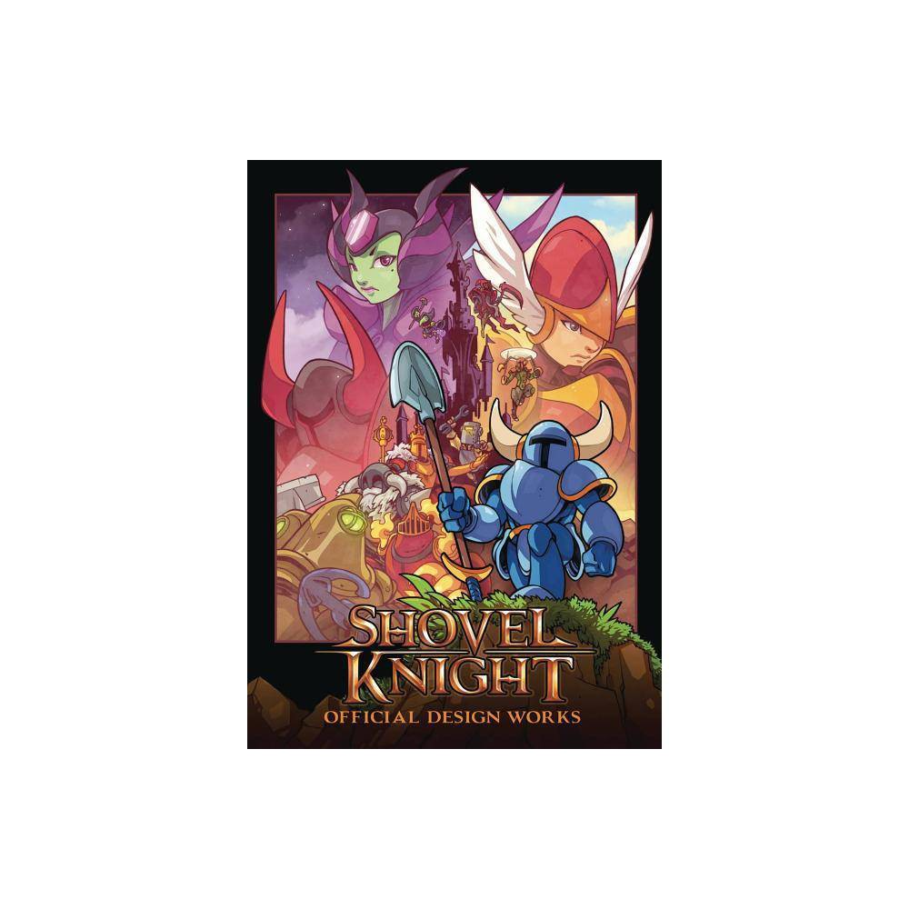 Shovel Knight Official Design Works By Yacht Club Games Paperback
