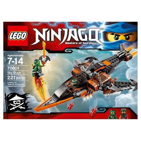 lego ninjago sky shark 70601 target