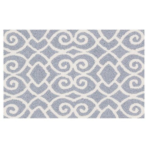 "Loloi Angelou Accent Rug - Gray (1'8""X2'8"") - image 1 of 1"