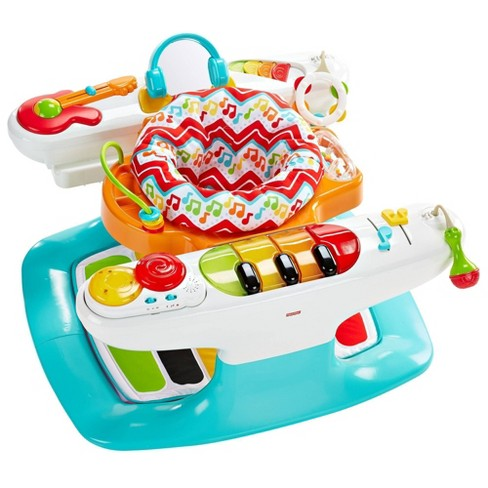 Fisher-Price 4 in 1 Step n Play Piano - image 1 of 4