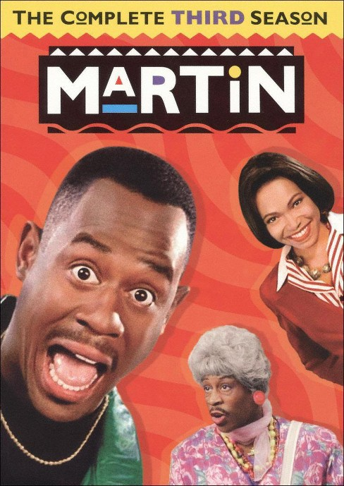Martin: The Complete Third Season (4 Discs) (dvd_video) - image 1 of 1