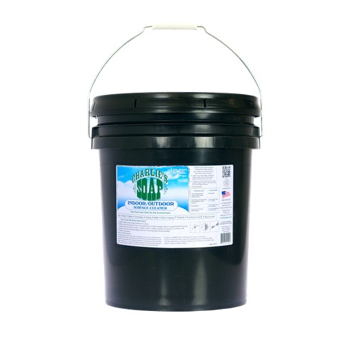 Charlie's Soap Indoor & Outdoor Surface Cleaner - 5gal - image 1 of 2