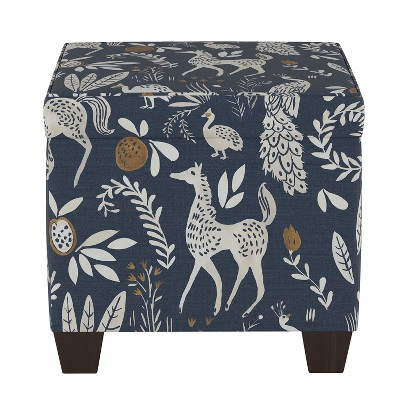 Pattern Fairland Square Storage Ottoman - Threshold™