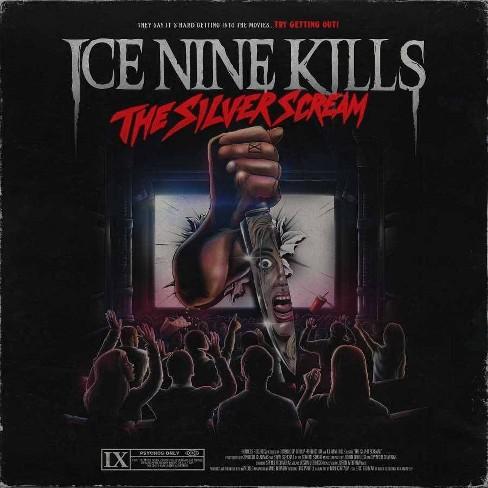 Ice Nine Kills - Silver Scream (EXPLICIT LYRICS) (CD) - image 1 of 1