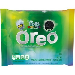 Trolls Oreo Chocolate Limited Edition - 10.7oz