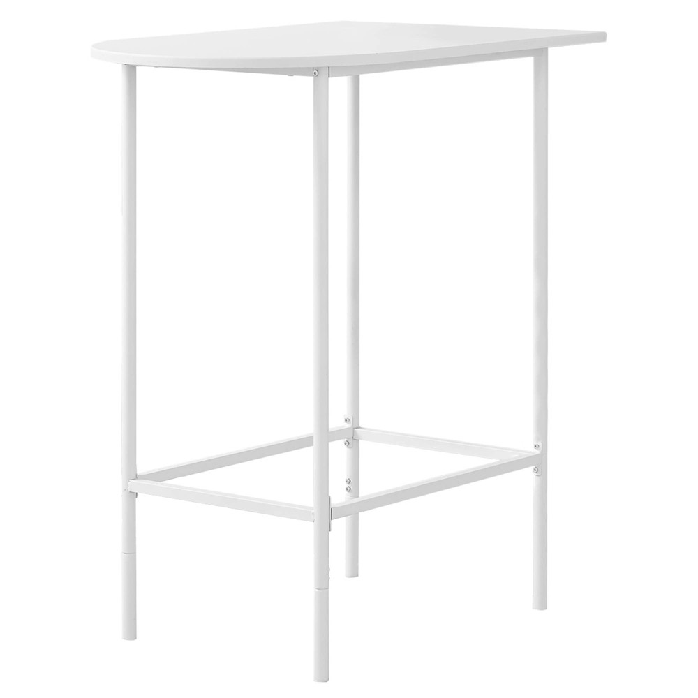 "Image of ""24""""X 36"""" Home Bar Top and Metal Spacesaver White - EveryRoom"""