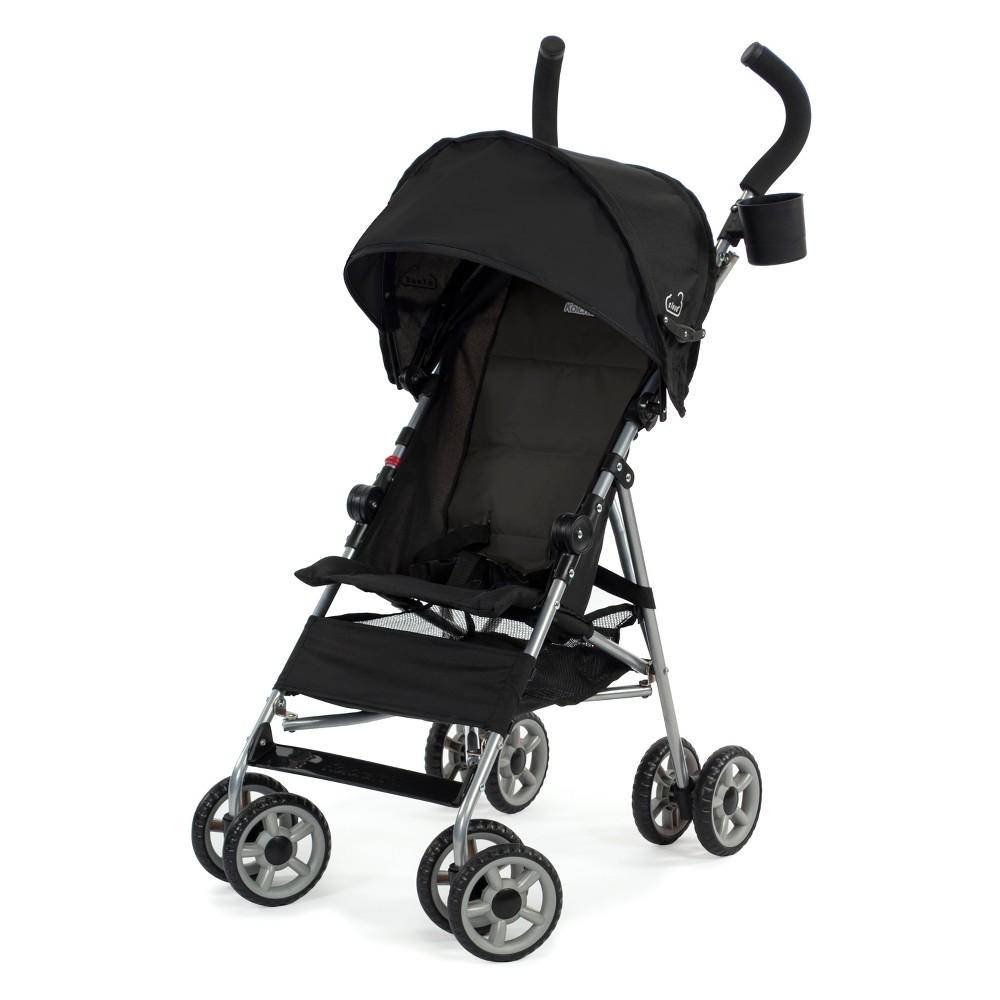 Image of Kolcraft Cloud Umbrella Stroller - Black