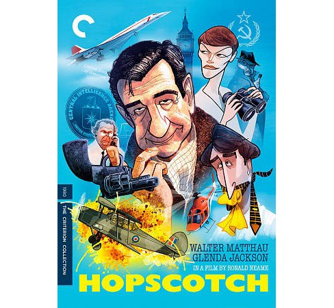 Hopscotch (DVD) - image 1 of 1