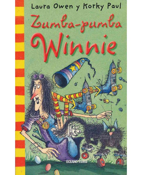 Zumba-pumba Winnie/ Whizz-Bang Winnie (Paperback) (Laura Owen) - image 1 of 1