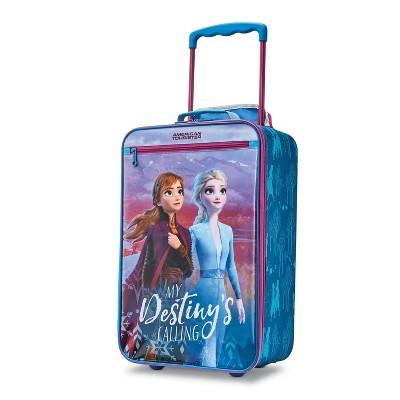 American Tourister 18'' Frozen 2 Kids' Upright Softside Suitcase