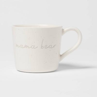 15oz Stoneware Mama Bear Mug - Threshold™