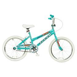 """Kids Titan Tomcat BMX 20"""" Bike - Teal Blue"""
