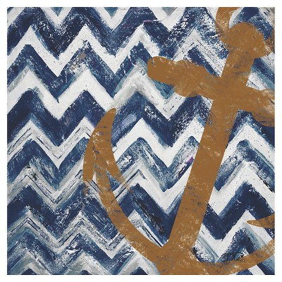Thirstystone Nautical Chevrons Occasions Trivet